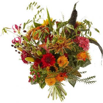 Bladel flowers  -  Sunset Flower Delivery