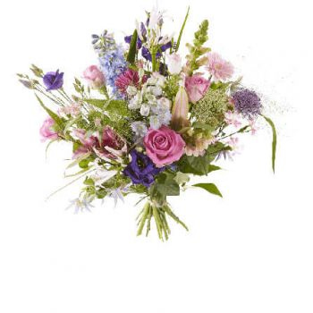 Rhoon flowers  -  So much Love Flower Delivery