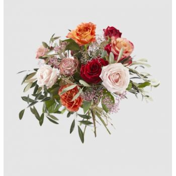 The Hague online Florist - Loving Roses Bouquet
