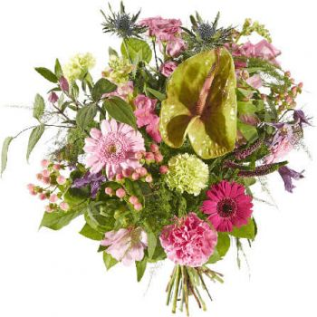 Copenhagen flowers  -  Good feeling Flower Bouquet/Arrangement