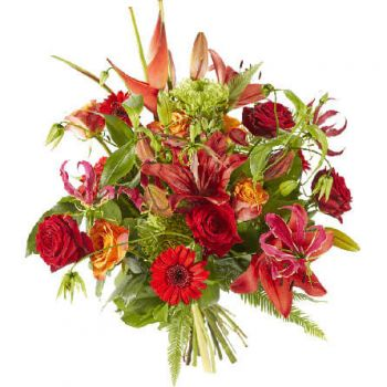 Rhoon flowers  -  Congrats Flower Delivery