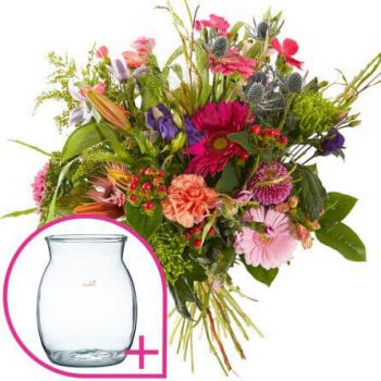 Spijkenisse flowers  -  A big gesture Flower Delivery
