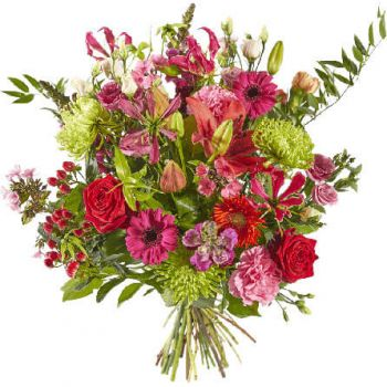 Holland flowers  -  Royal gift Flower Delivery