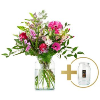 Wisch flowers  -  Especially for you Flower Delivery