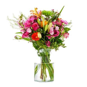 Wisch flowers  -  For the best Flower Delivery