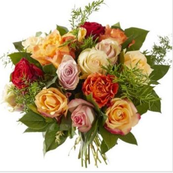 Amsterdam flowers  -  Crowning Flower Bouquet/Arrangement