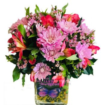 Gold Coast flowers  -  Dy Flower Delivery