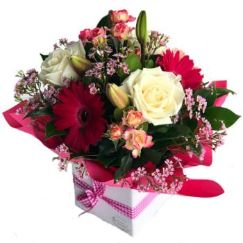 Gold Coast flowers  -  Indira Flower Delivery