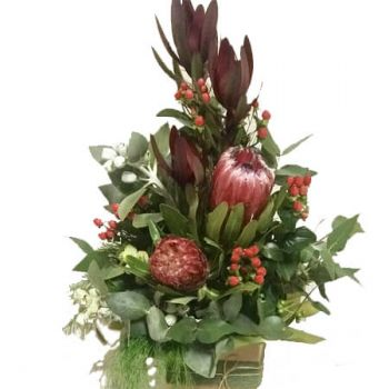 Gold Coast flowers  -  Khari – Natives Flower Delivery