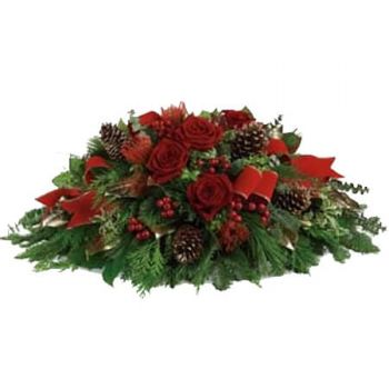 Gold Coast flowers  -  Magic Christmas Flower Delivery